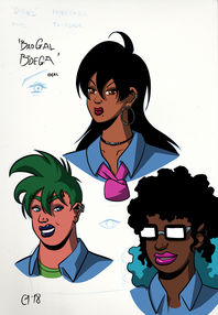 Bad Gal Bodega! They fight crime!